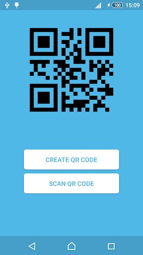 QR Code Generator screenshot 1