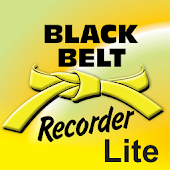 Back Belt Recorder Yellow Lite