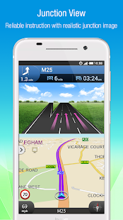 Polnav mobile Navigation- screenshot thumbnail
