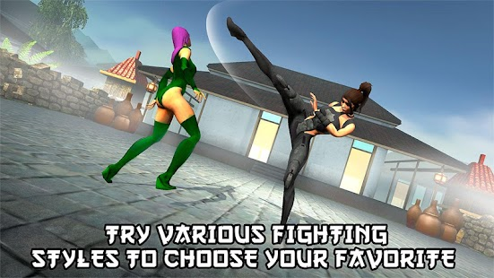 Ninja Kung Fu Fighting 3D – 2- screenshot thumbnail
