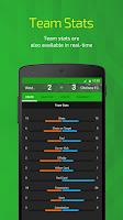 Screenshot of JScore - Livescore