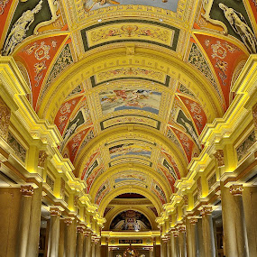 Venetian Macau by Alvin Cheah - Buildings & Architecture Architectural Detail ( pwcdetails )