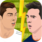 CR7 vs Messi - Football League