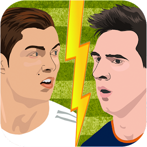 CR7 vs Messi for PC and MAC