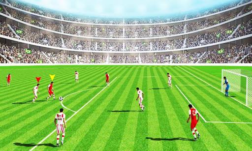 Real Football Game 2020: Ultimate Soccer League  captures d'écran 2
