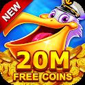 Cash Mania Slots - Free Slots Casino Games icon