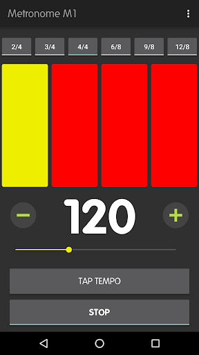 Metronome M1 - 音樂家不可缺的練習工具