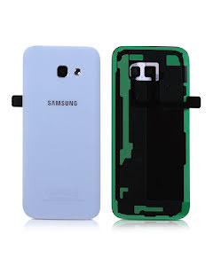 Galaxy A5 2017 Back Cover Blue