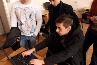 Photo: Hack!