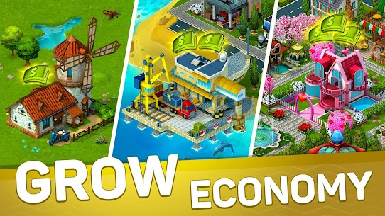 SuperCity Mod Apk (Unlimited Everything) 5