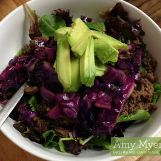 Red Cabbage Ground Beef Recipes.