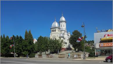 Photo: Str. Andrei Saguna, Nr.2 - Catedrala Ortodoxa - exterior - vedere din Piata Republicii - 2017.08.02