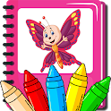 Coloring Book - Games for Kids icon