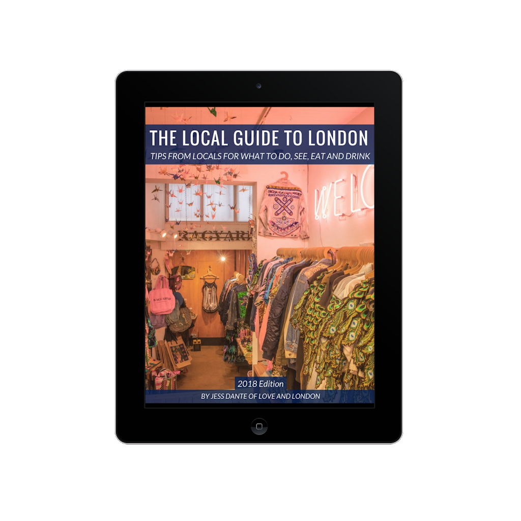 Local travel guide for London