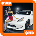 Girls and Cars Wallpapers icon