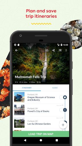Roadtrippers - Trip Planner screenshot 4