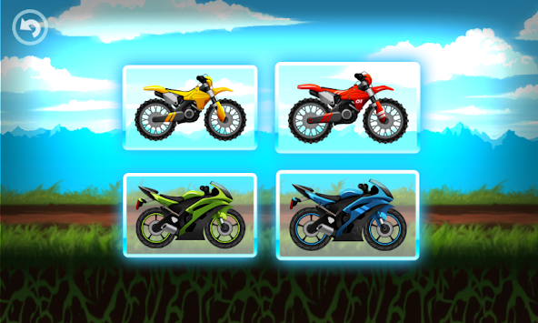 Zabava Kid Racing - Motocross APK screenshot thumbnail 1