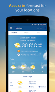 wetter.com - Weather and Radar 2.27.0