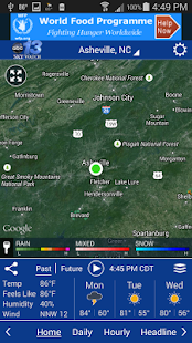 WLOS WX- screenshot thumbnail