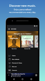 Spotify: Music Streaming App- screenshot thumbnail