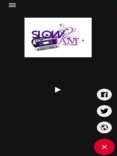 Slow Jam Mixtape Radio - náhled
