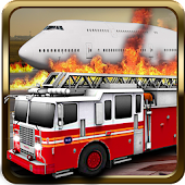 Airplane Emergency Fire Rescue