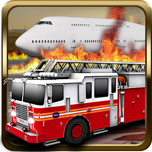Airplane Emergency Fire Rescue for PC and MAC