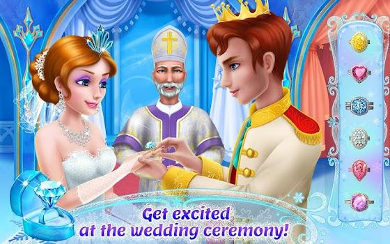 Ice Princess - Wedding Day
