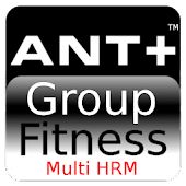 Group Fitness ANT+™ Multi HRM