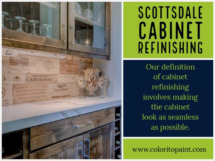 Scottsdale Cabinet Refinishing