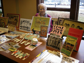 Photo: Joanne Grow's Dionne Quintuplets Collection won the People Choice Award