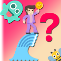 Emojiwort | Emoji Quiz Spiel mit 2000 Emoji Rätsel icon