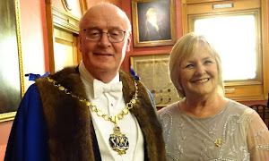 Master and Consort, Autumn Dinner Oct 2017