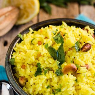 Spicy Lemon Rice Recipes