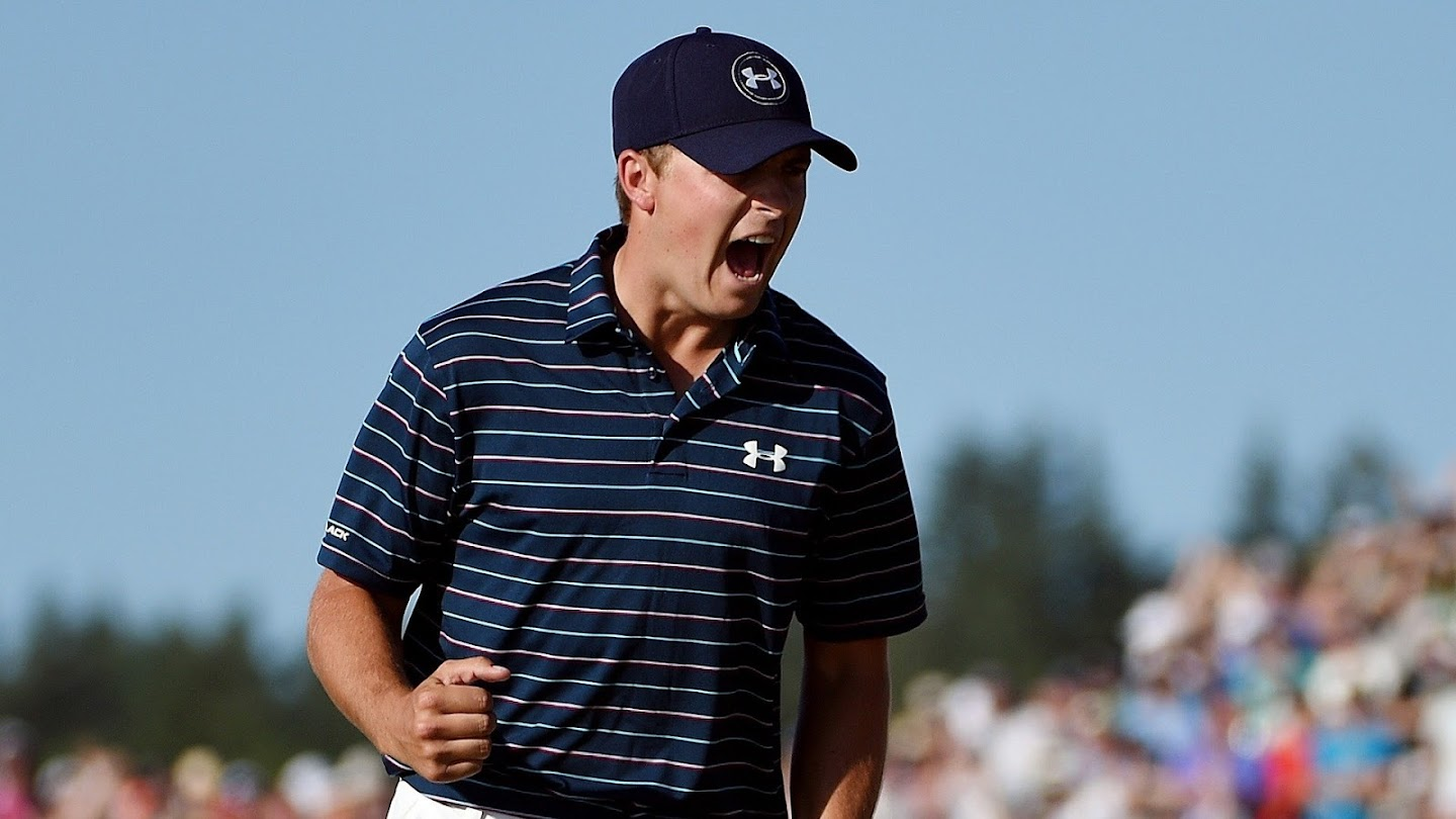 Watch 2015 U.S. Open: Spieth's Northwest Conquest live