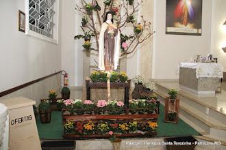 Festa em Louvor a Santa Terezinha a nossa Padroeira