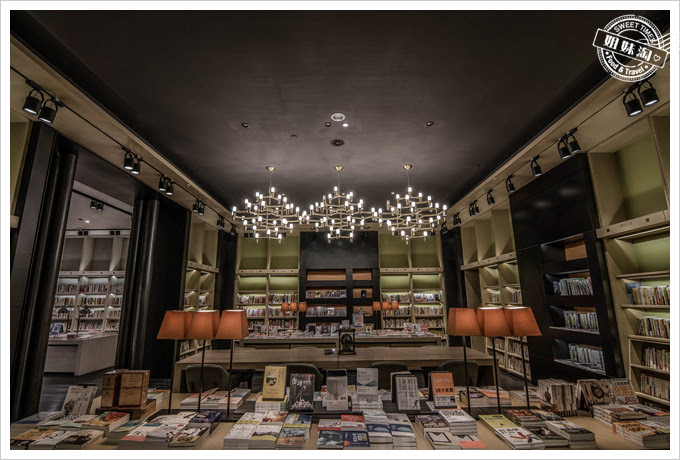 mld reasing 書店 咖啡 商業應用