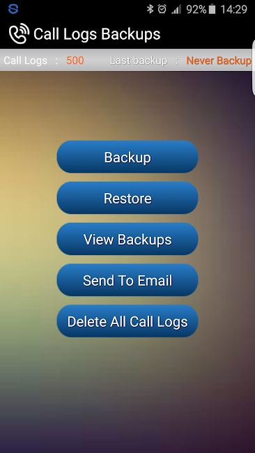 #6. Contacts, SMS Backup & Restore (Android)