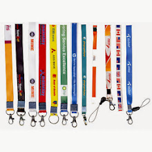 Photo: Multicolour Lanyards(Sublimation type)