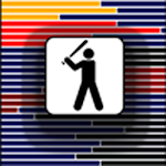 Baseball Differential Icon
