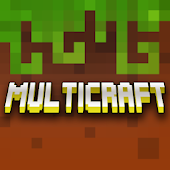 MultiCraft: Story Crafting Adventure icon
