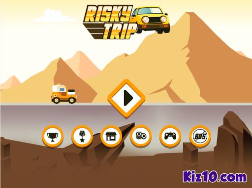 Risky Trip By Kiz10.com 1.0.1 screenshots 1