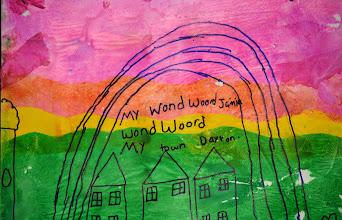 Photo: MaMia Steele - Age 7 Wogaman Elementary School Dayton, Ohio, U.S.A.