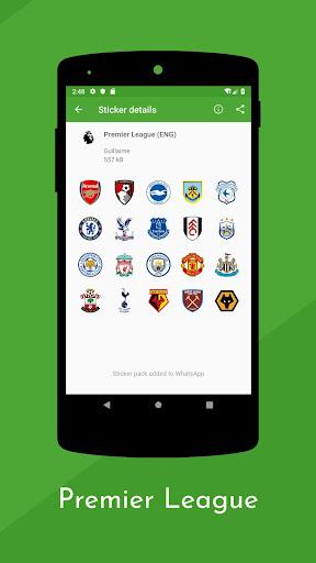 Football WAStickerApps 2.7.2 screenshots 2