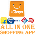 All in one online indian shopping App ishopo 2017 icon
