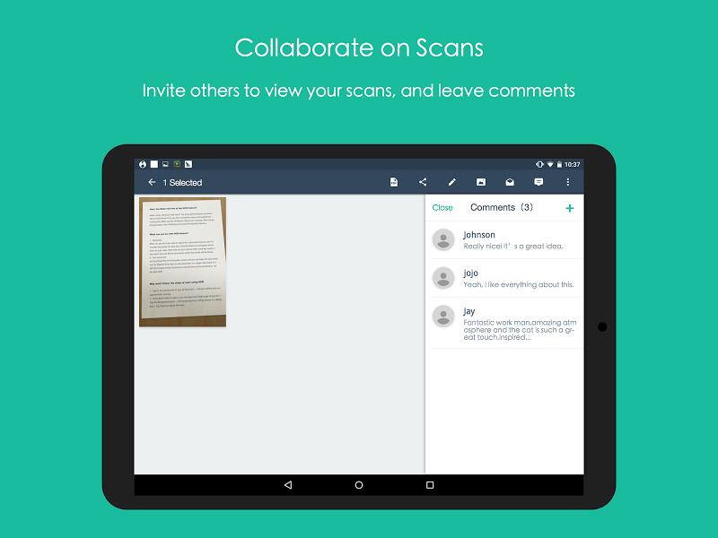CamScanner - Phone PDF Creator Screenshot 14