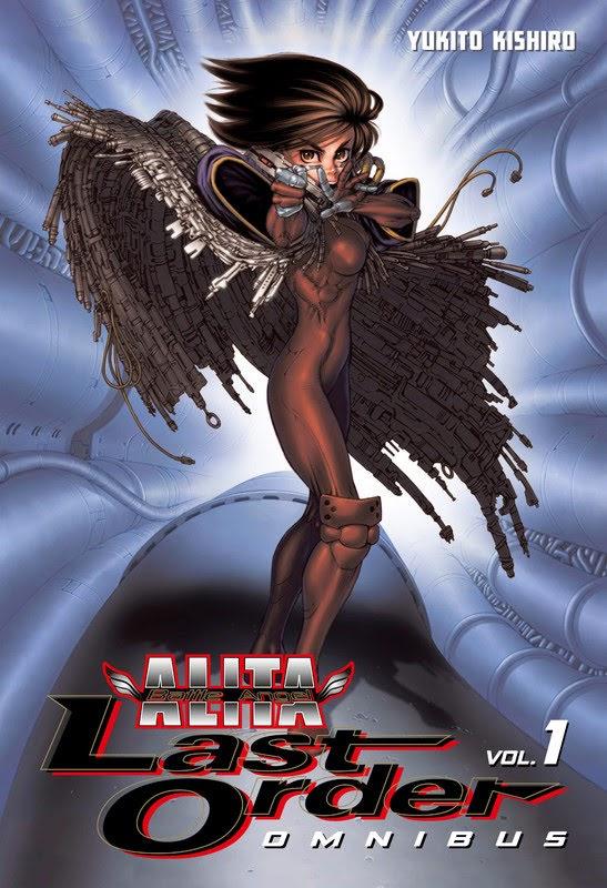 Battle Angel Alita: Last Order Omnibus (2013) - complete