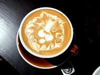 Barista ray coffee