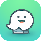Waze Carpool - Get a Ride Home & to Work icon