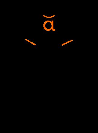 एक त्रिकोण में एक खुदा हुआ वृत्त की त्रिज्या